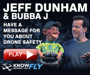 Jeff Dunham & Bubba J have a message for you about Drone Safety.
