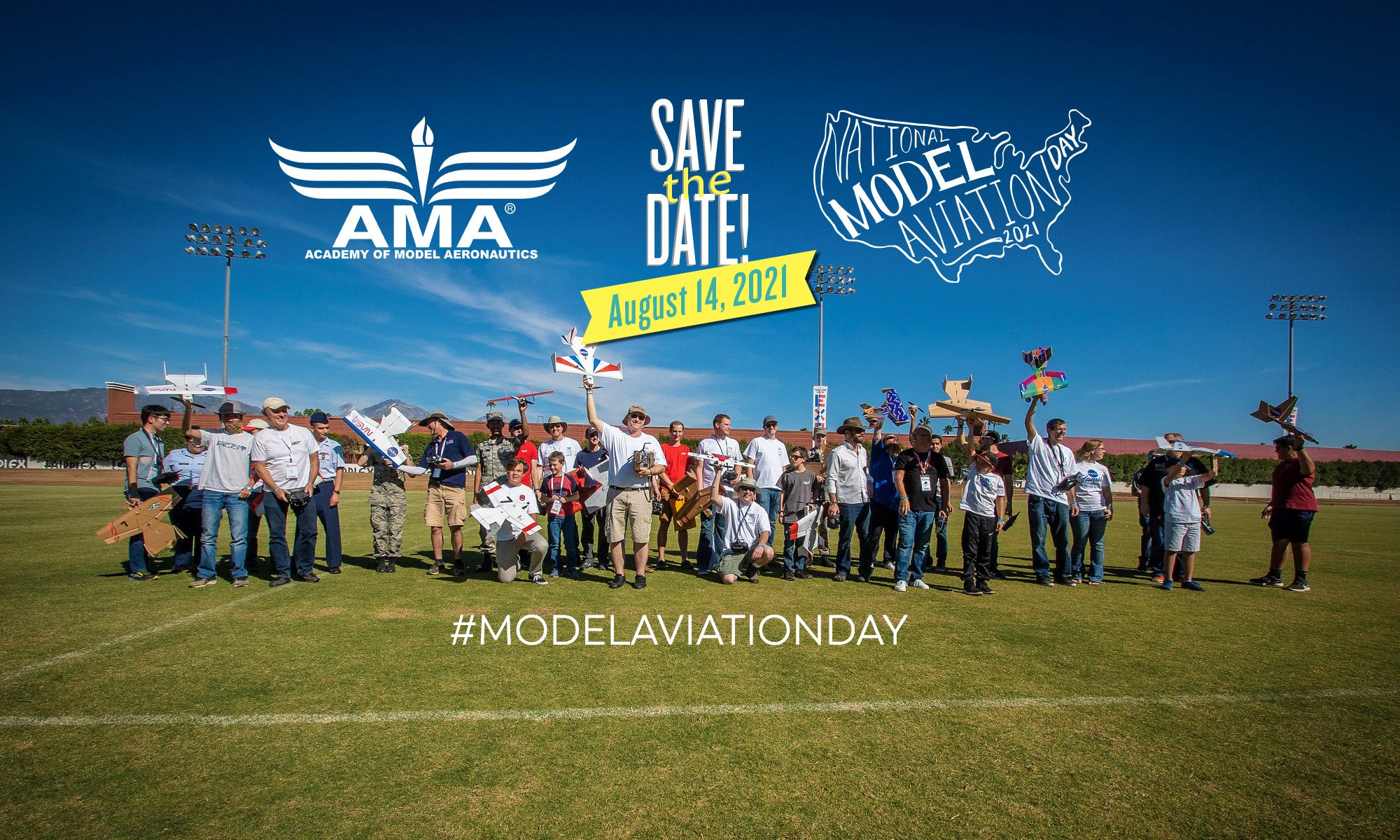 National Model Aviation Day